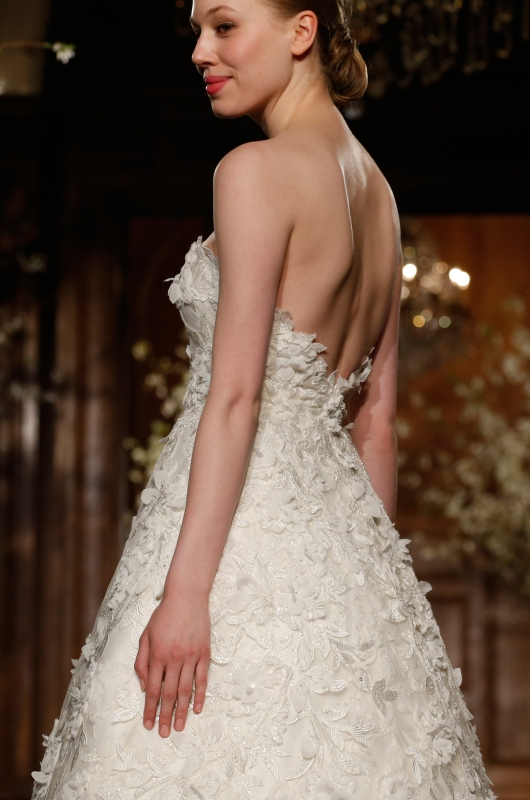 Romona Keveza Wedding Dresses - Spring 2014 Bridal Collection