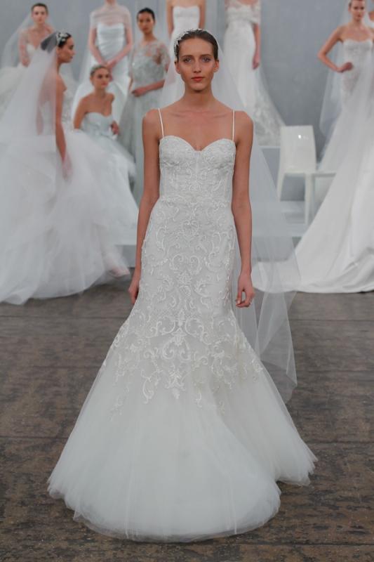 Monique Lhuillier Wedding Dresses & Bridal Accessories Gallery ...