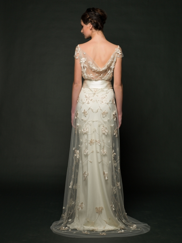 Sarah Janks - Fall 2014 Bridal Collection - Diasy Wedding Dress</p>