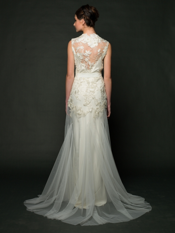 Sarah Janks - Fall 2014 Bridal Collection - Delilih Wedding Dress</p>