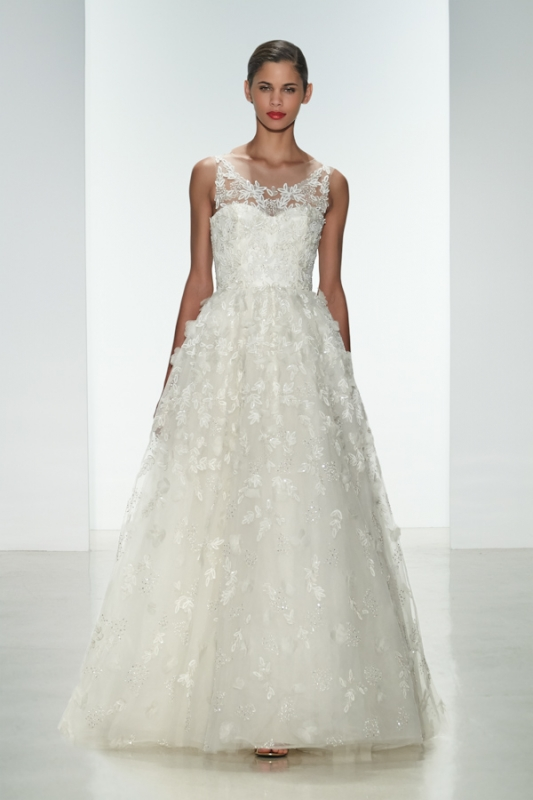 Amsale - Spring 2015 Bridal Collection - <a href=