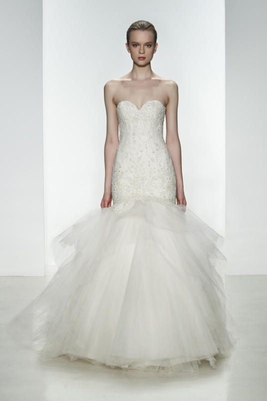 Kenneth Pool - Spring 2015 Bridal Collection - <a href=