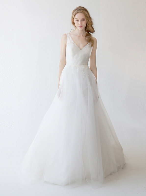 Kelly Faetanini - Spring 2015 Bridal Collection - <a href=