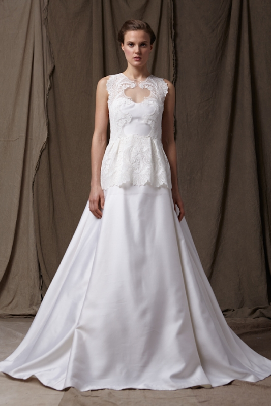 Lela Rose - Spring 2015 Bridal Collection - <a href=