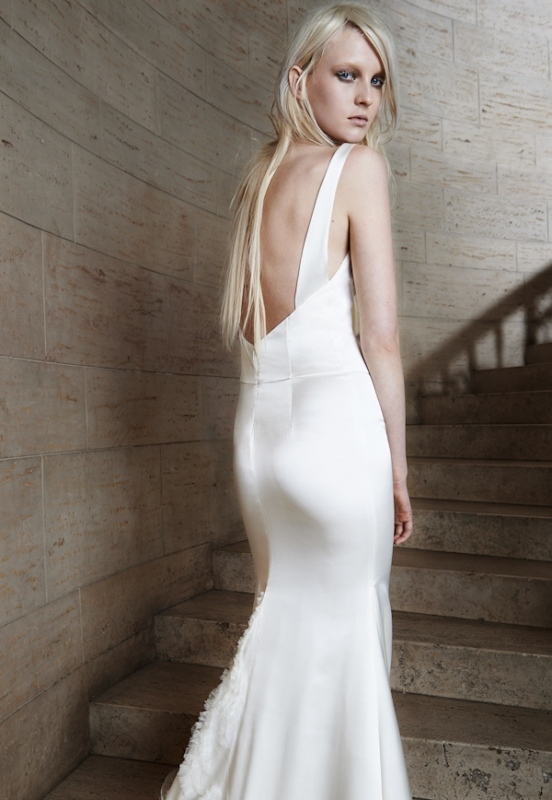 Vera Wang Wedding Dresses - Spring 2015 Bridal Collection