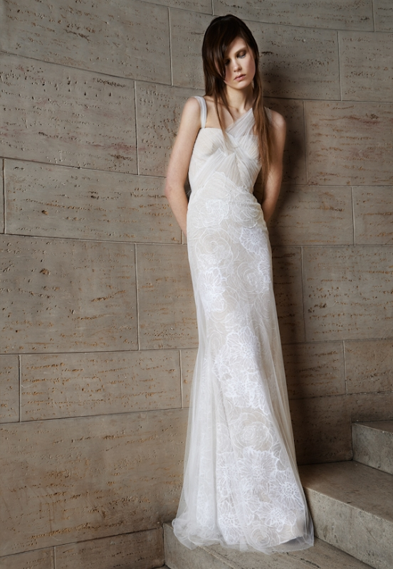 Vera Wang - Spring 2015 Bridal Collection - <a href=