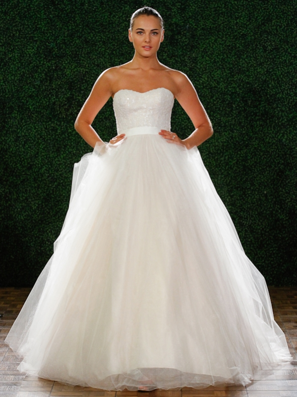 Watters - Spring 2015 Bridal Collection - <a href=
