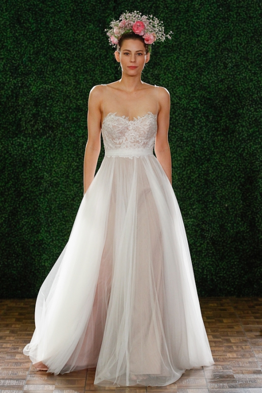 Watters Wedding Dresses - Spring 2015 Bridal Collection