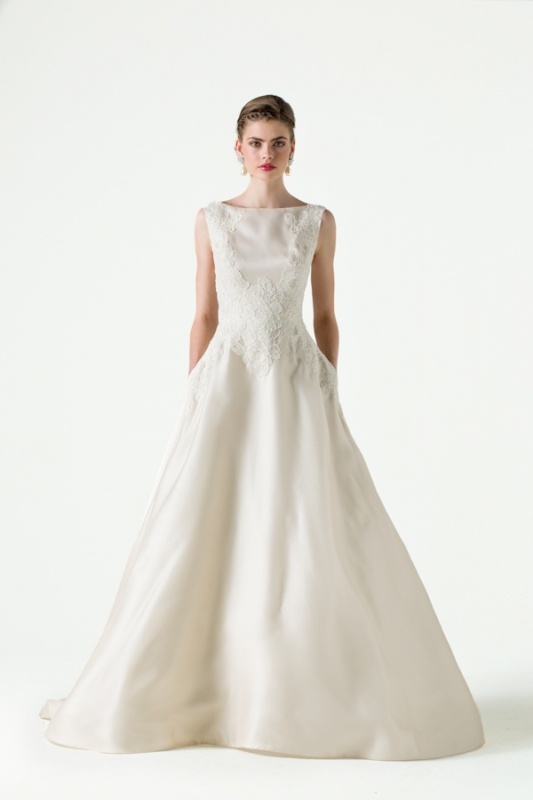 Anne Barge - Spring 2015 Bridal Collection - <a href=