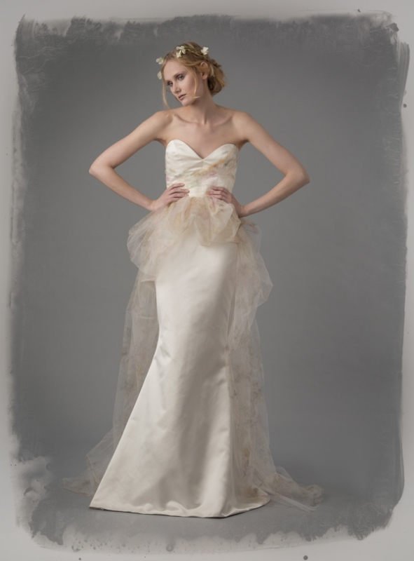 Elizabeth Fillmore - Spring 2015 Bridal Collection - <a href=