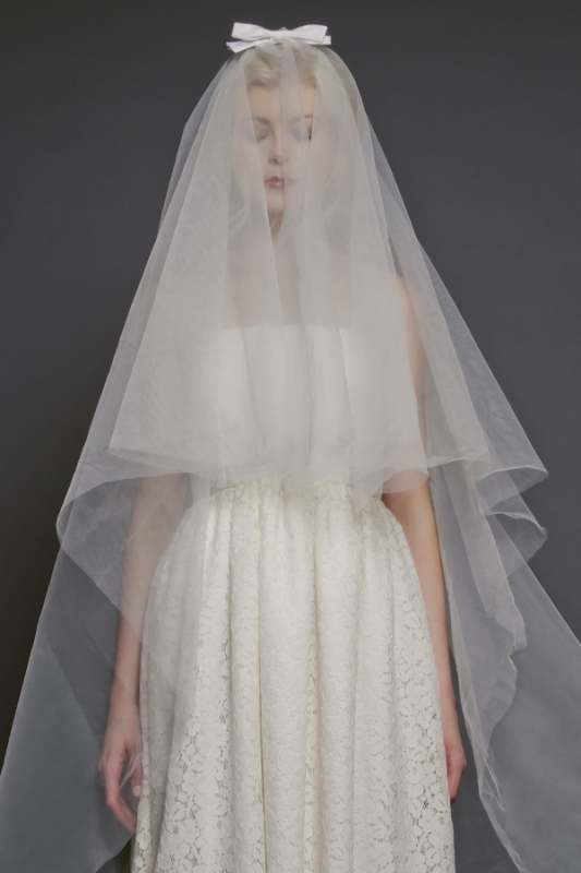 Veronica Sheaffer - Fall 2014 Bridal Collection - <a href=