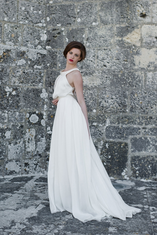 Confidentiel Creation - 2014 Bridal Collection - www.confidentiel-creation.fr