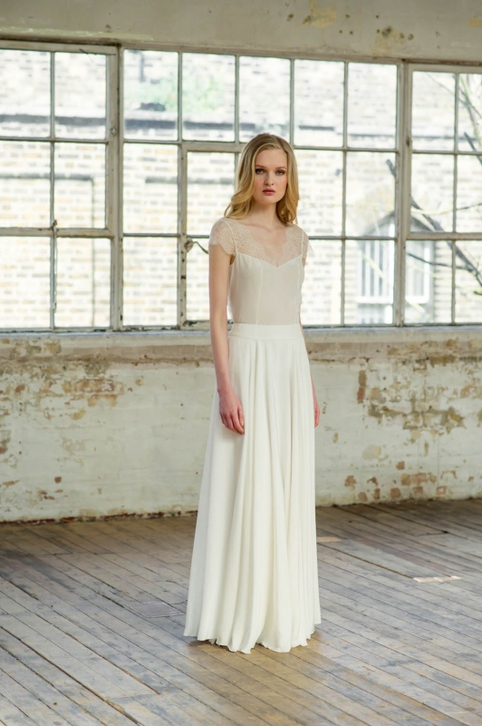 Atelier Anonyme - Oh Oui 2015 Bridal Collection - <a href=