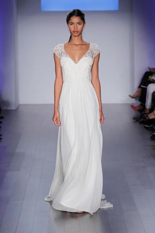 Jim Hjelm Wedding Dresses - Spring 2015 Bridal Collection | Junebug ...