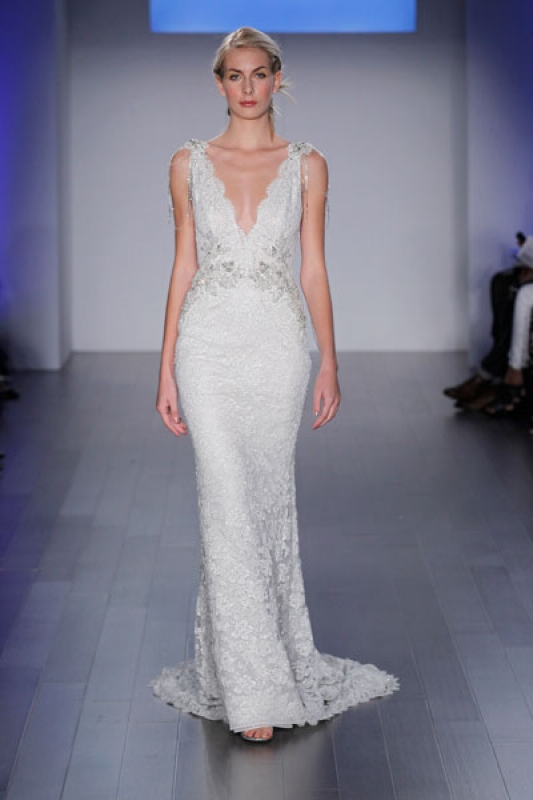 Lazaro - Spring 2015 Bridal Collection