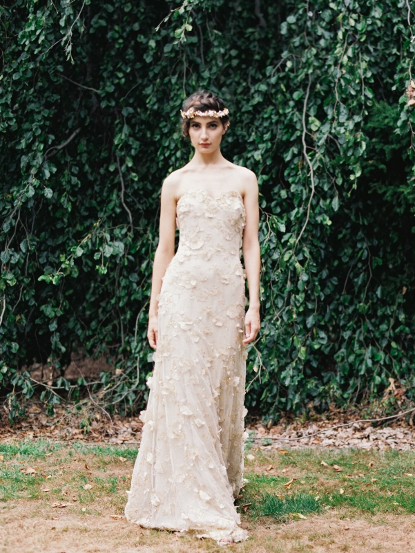 Sareh Nouri - Fall 2015 Bridal Collection