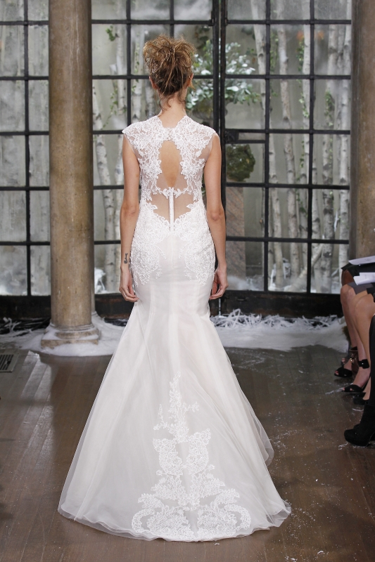 Ines Di Santo -  FW 2015 Couture Bridal Collection