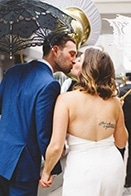 Intimate and Quirky New Orleans Wedding at The Catahoula Hotel