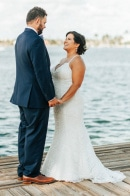 This Family-Focused Florida Backyard Wedding Left No Detail Untouched