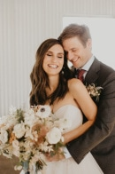 Natural and Earth Tone Wedding in Texas