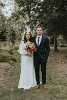 This Cloughjordan House Wedding Will Make You Fall in Love With Colorful Florals