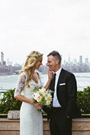 Earthy Brooklyn Wedding at Kings County Distillery