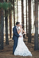 Forest Wedding in South Africa