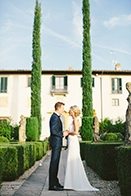 Intimate Tuscan Wedding at Villa Le Piazzole