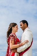 Indian Fusion Wedding in Cape Cod