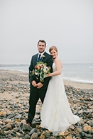 Nautical Inspired DIY Wedding in Maine