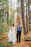 Traditional Fall Massachusetts Wedding