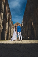 Intimate Wedding at San Galgano Abbey
