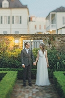 British Inspired New Orleans Wedding