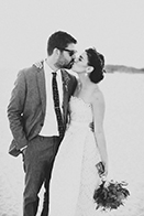 Casual and Chic St. Pete Wedding at Postcard Inn