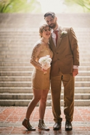 Quirky and Fun NYC Elopement
