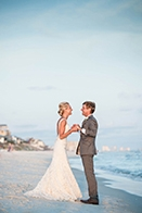 Elegant Wedding in Rosemary Beach