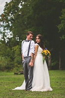 Southern Wedding at Tipton Hayes Historic Site