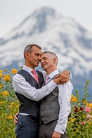 Whimsical Mountain Wedding in Oregon