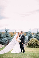 Vintage Mountain Wedding in Montana