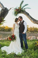 Wildlife Inspired Wedding at Three Points Ranch