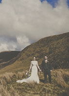 destination wedding in Ireland, photo by Savo Photography