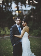 elegant wedding at the Villa Woodbine in Coconut Grove, photo by Jonathan Connolly Photography