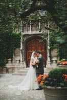 traditional church wedding in Chicago