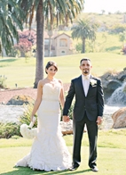 modern Persian wedding in San Jose, California, photo by Jinda Photography