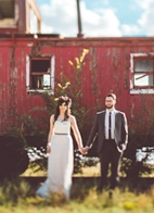 southwest bohemian wedding in Lubbock, Texas, photo by Geoff Duncan