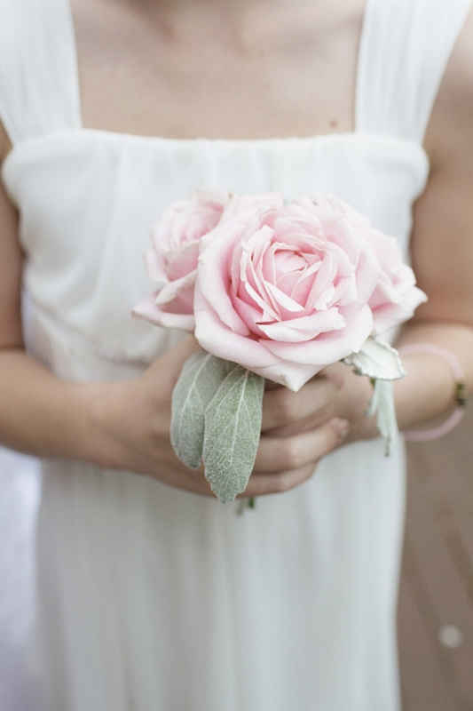 large pink roses bouquet, photo by Paige Winn Photo