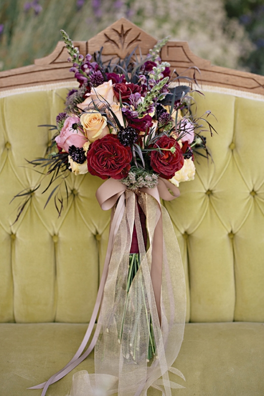 beautiful bridal bouquet, photo by Jennifer Ballard Photography