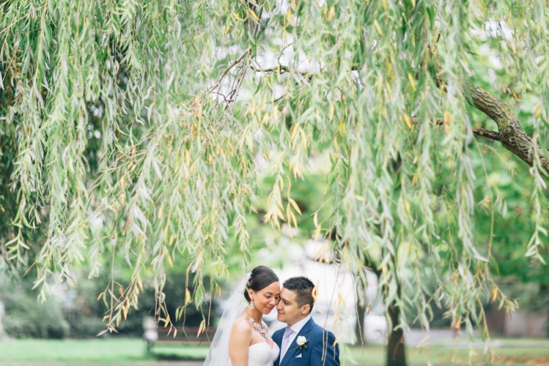 Jacob and Pauline Willow Tree Wedding