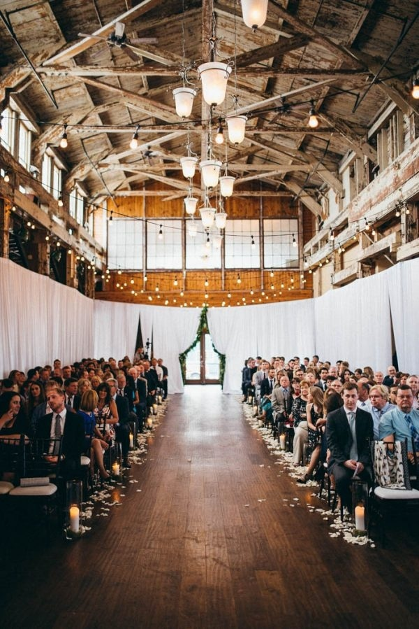 Grand Ceremony Space at Sodo Park in Seattle