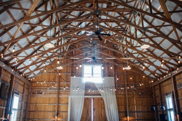 Barn Wedding at Long Ridge Farm